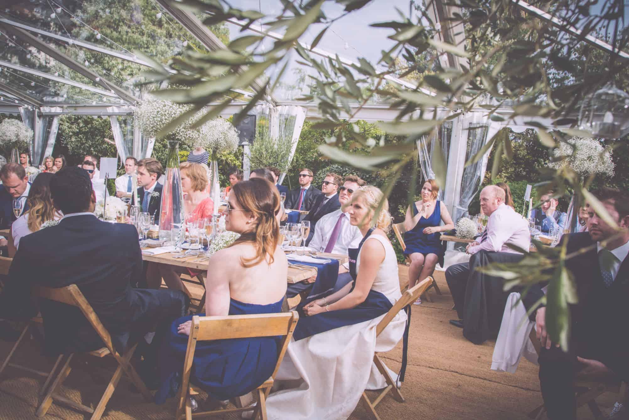Summertime Clifton Wedding