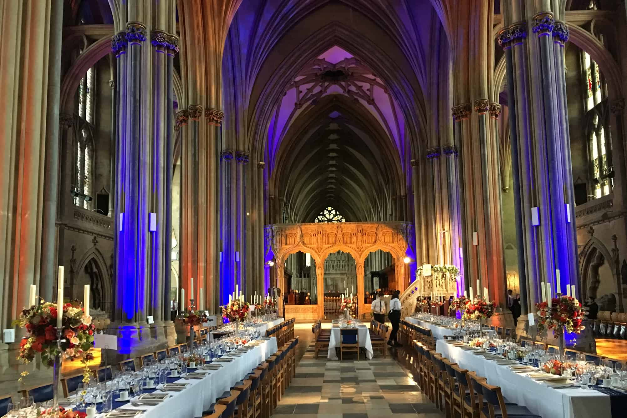 Bristol Cathedral Venue Hire