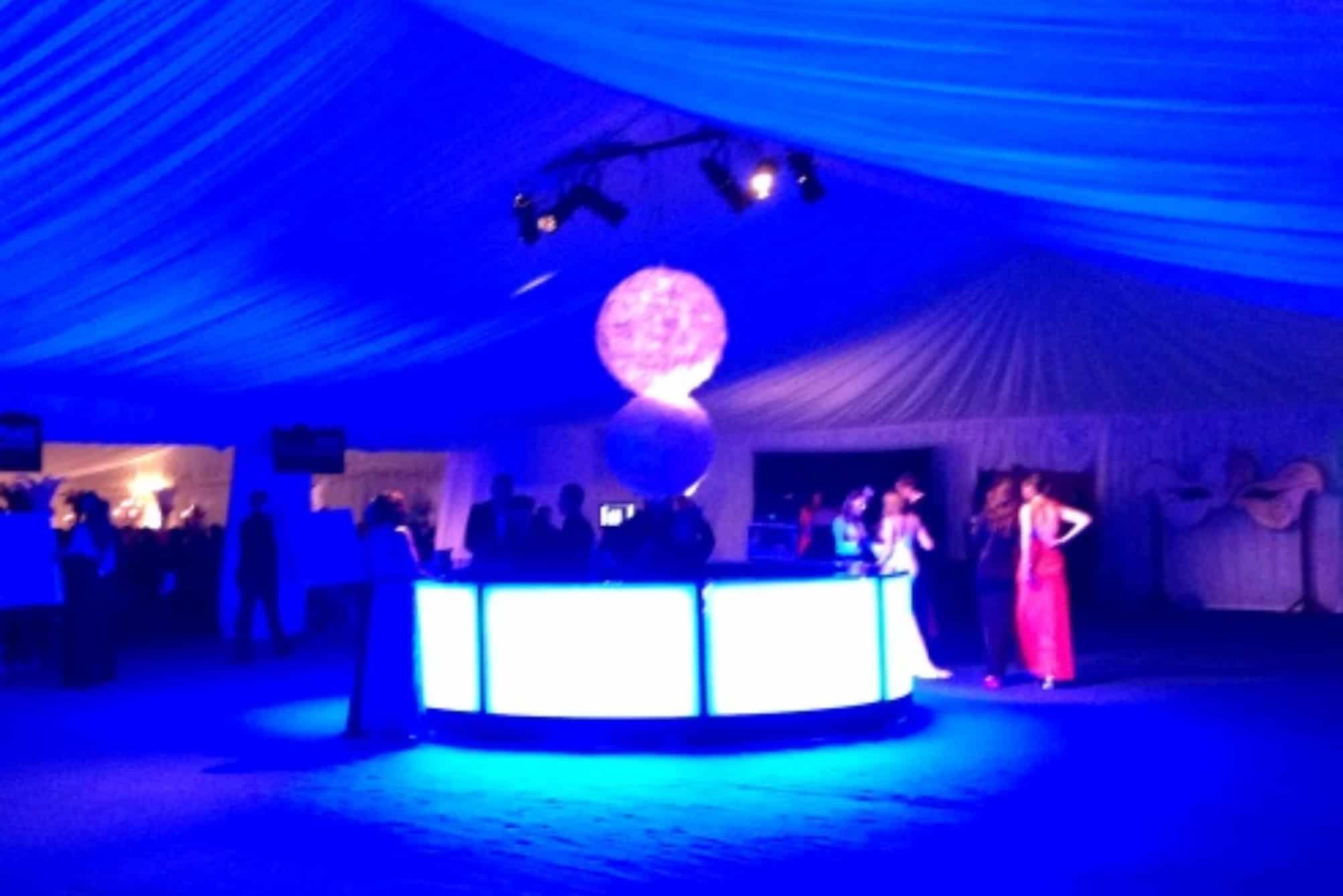 LED round bar
