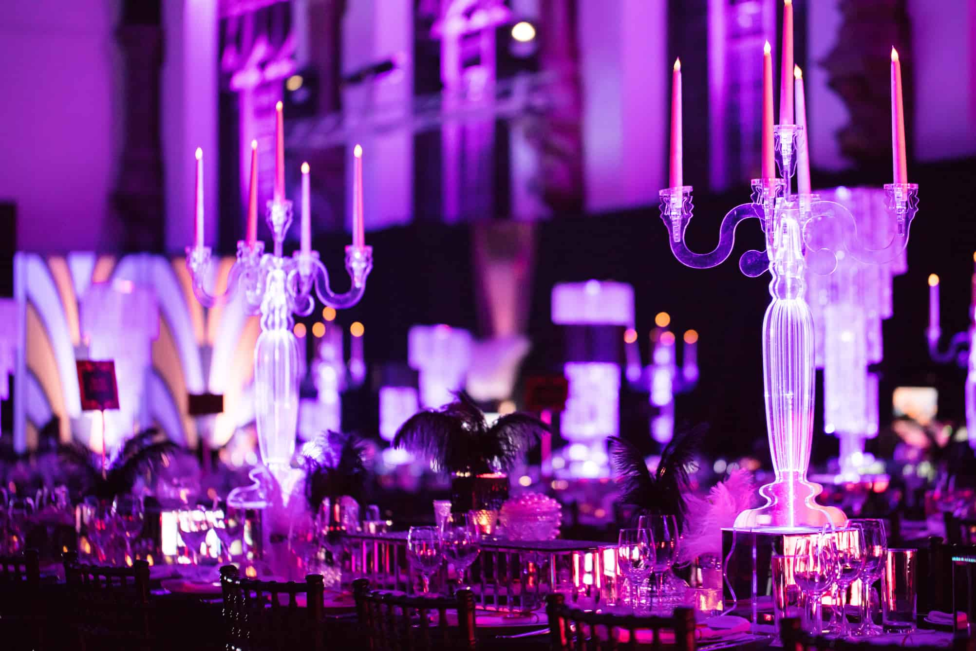 Great Gatsby Centrepieces