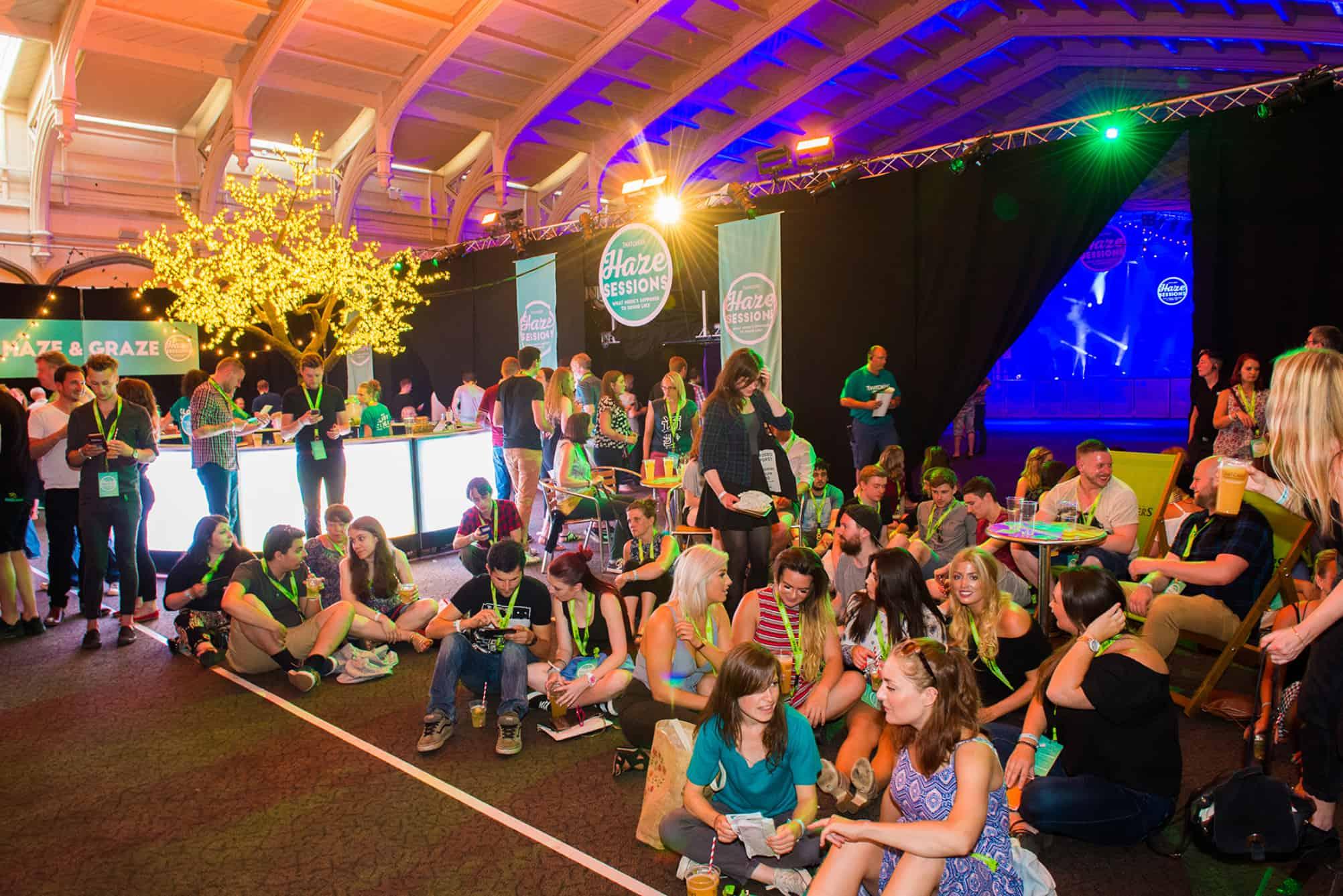 Indoor Music Festival
