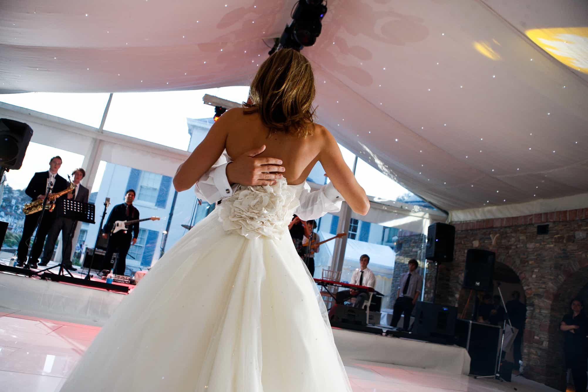 A Dream Waterfront Wedding