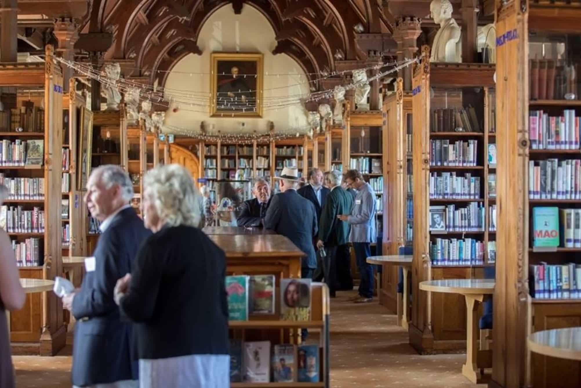 Clifton College Library