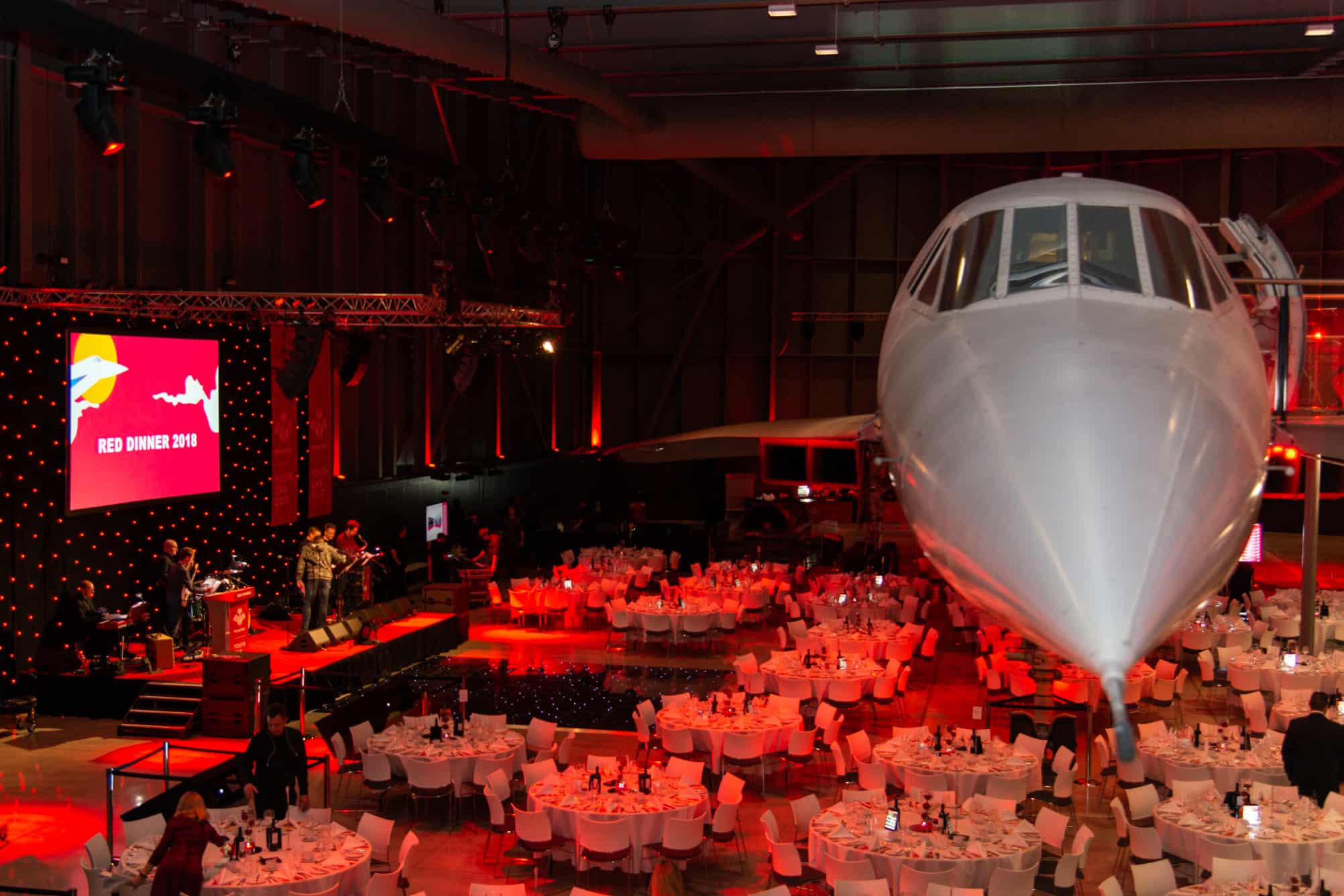 Prince's Trust Red Dinner