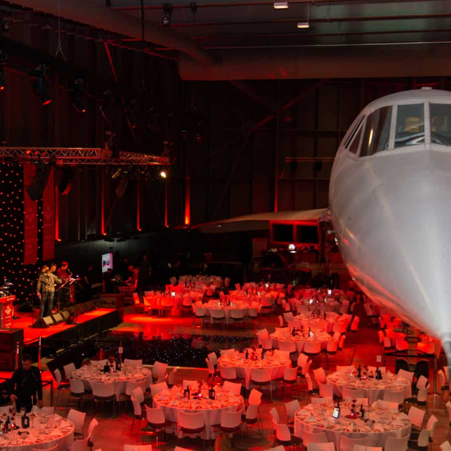 Prince's Trust Red Dinner – Charity Fundraiser
