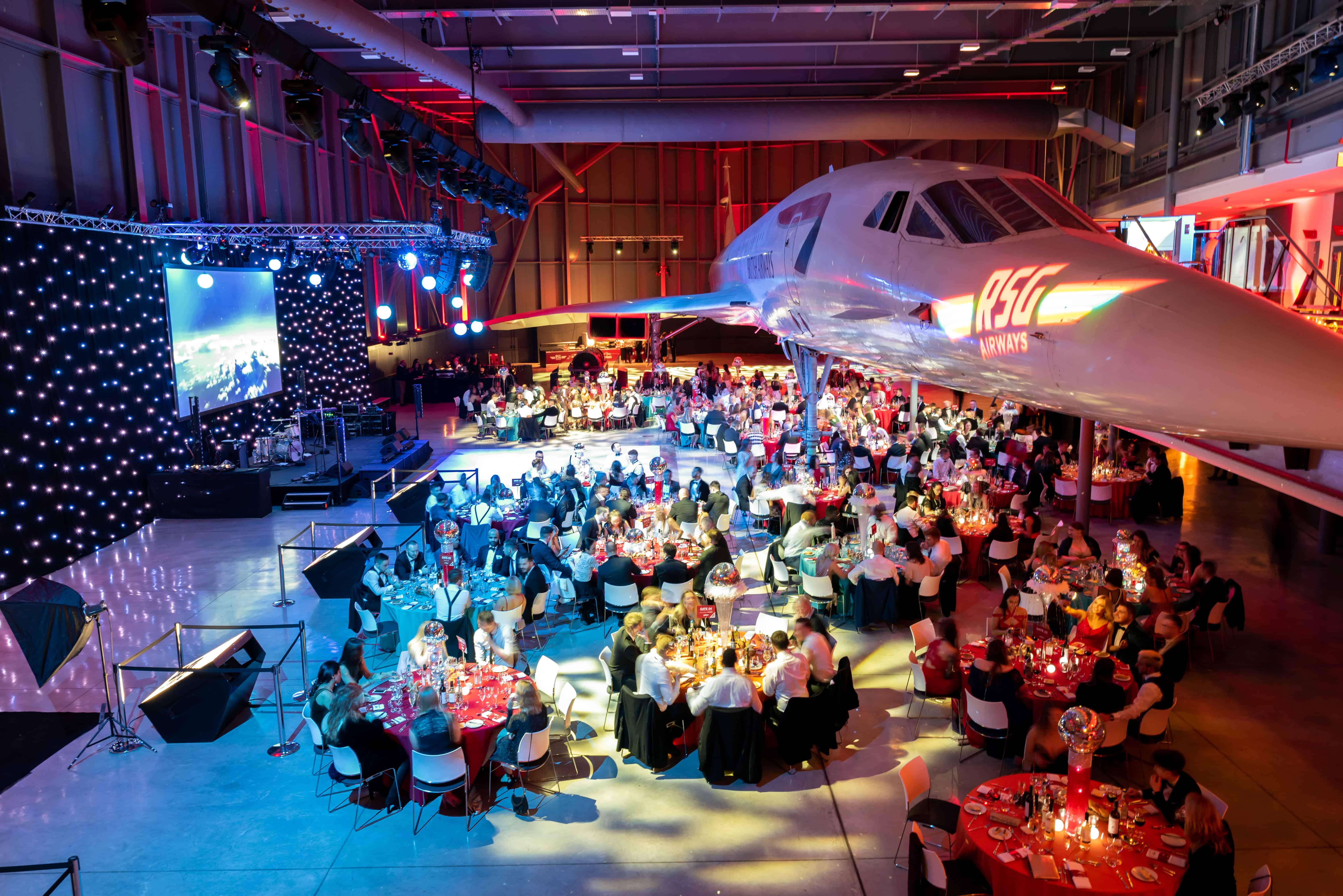 Aerospace Venue Hire