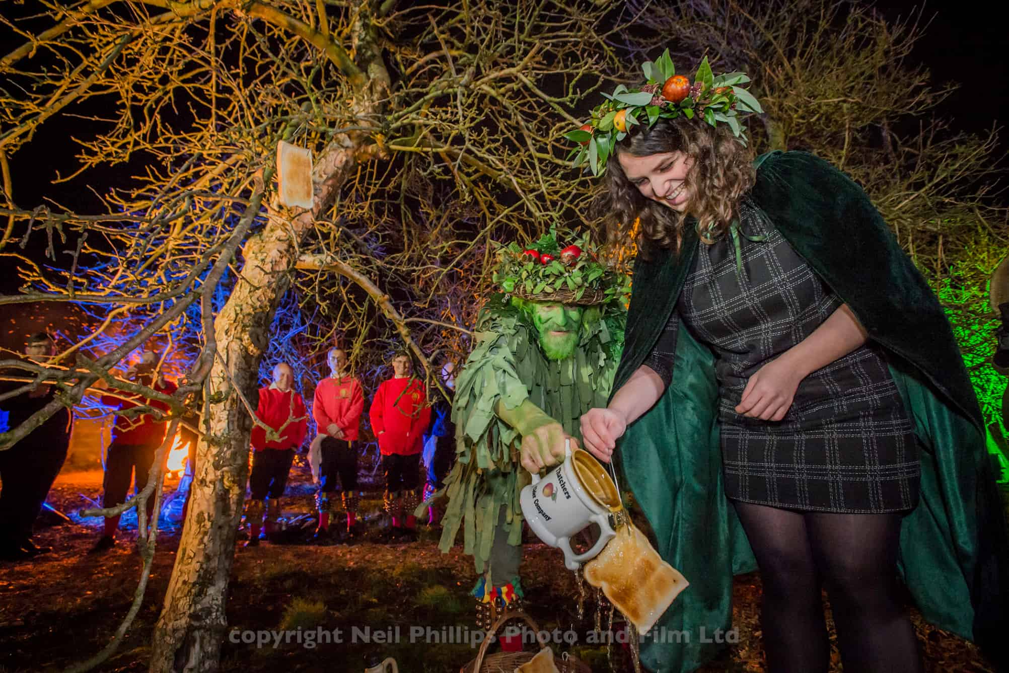 Traditional Wassail