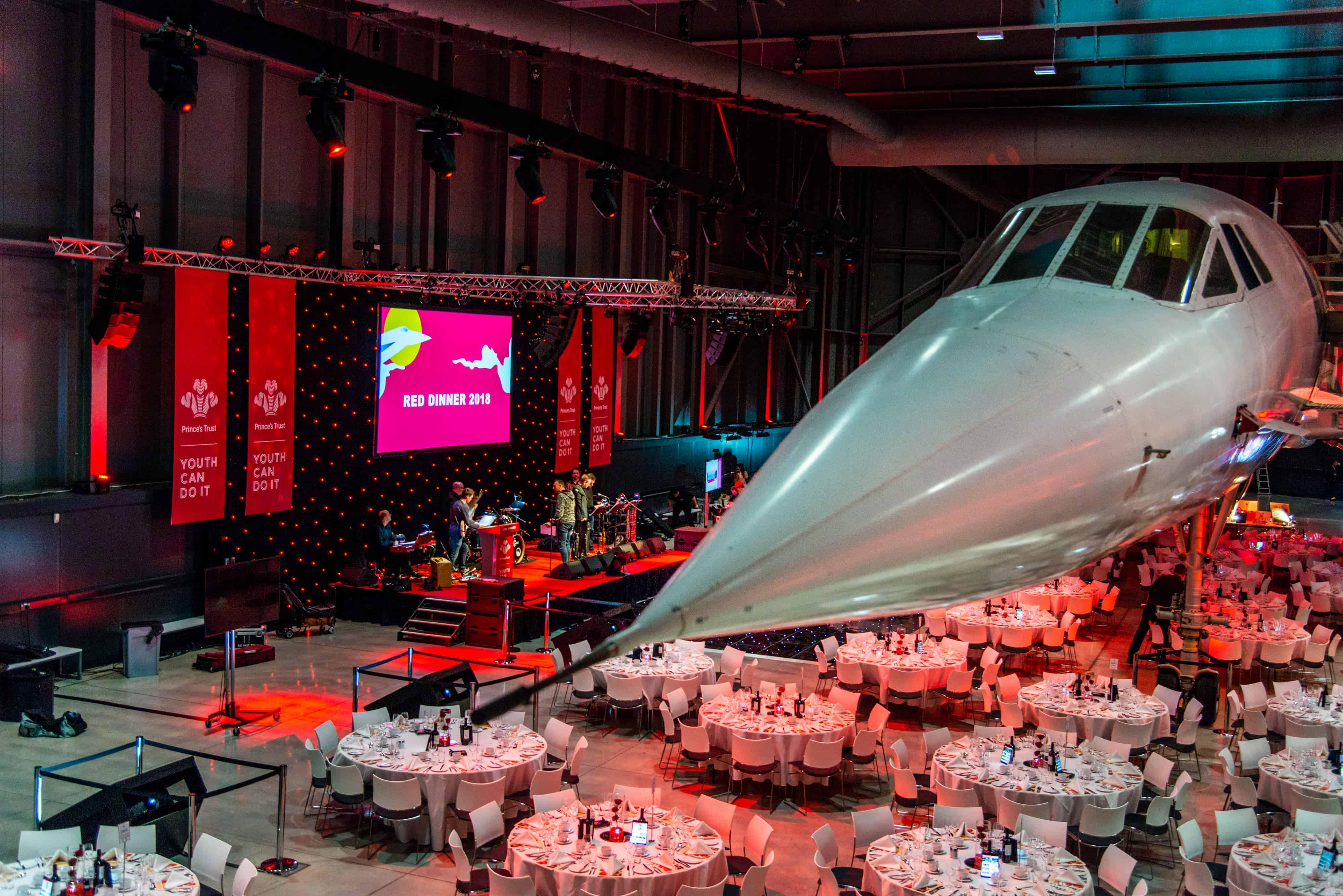 Aerospace Venue Hire
