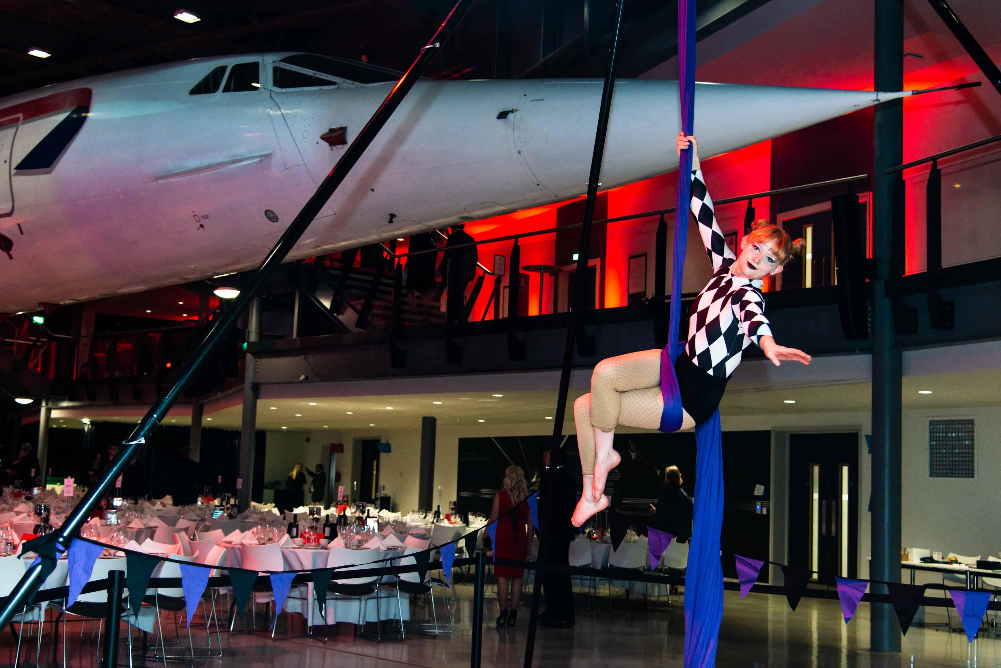 Parties at Aerospace