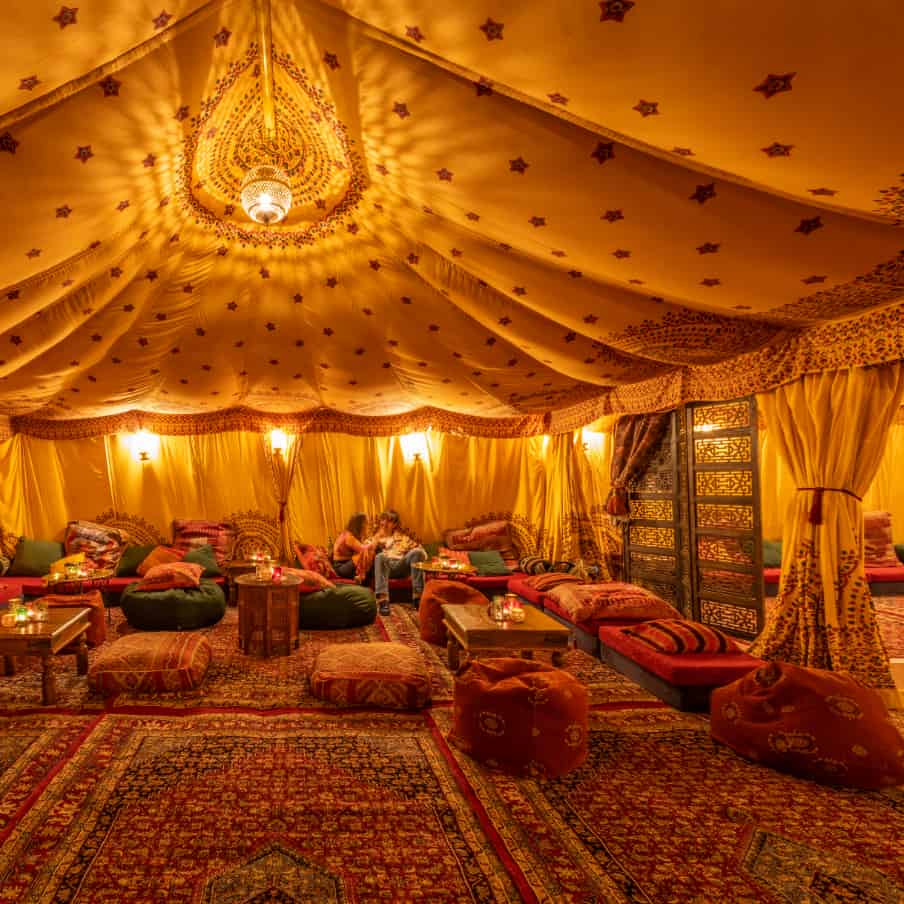 Arabian Themed 18th Birthday Party