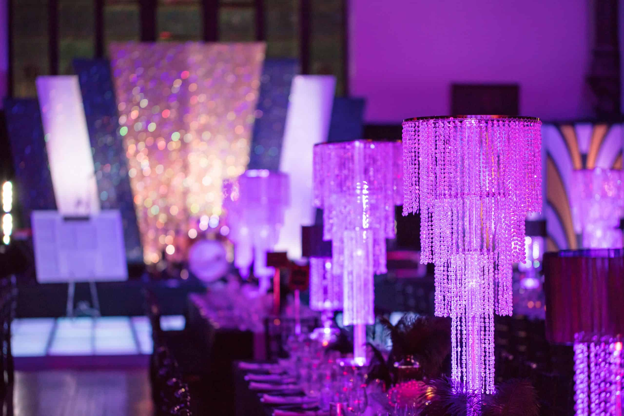 Stunning Great Gatsby Themed Party Decor