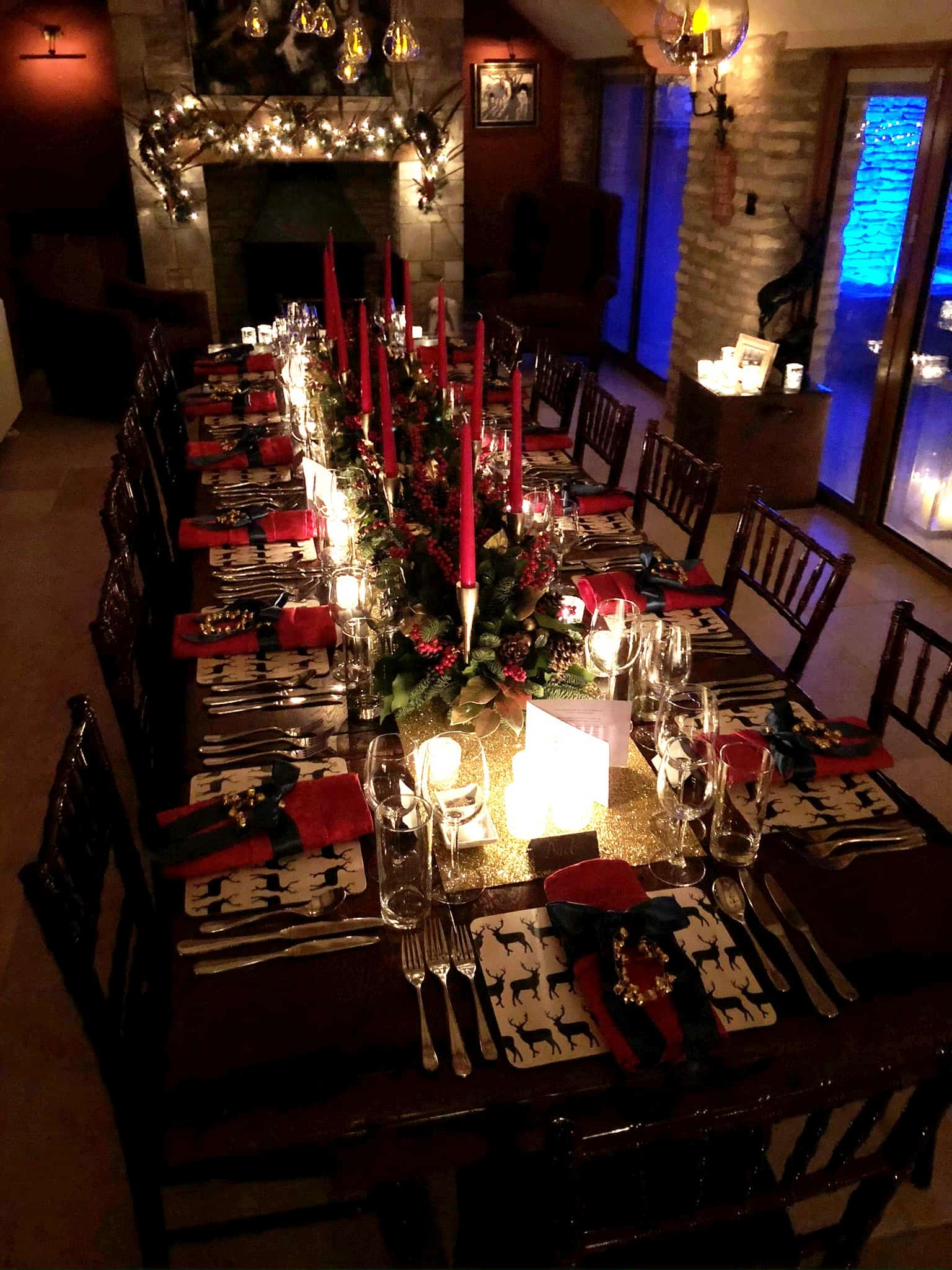 Christmas Eve Private Dining