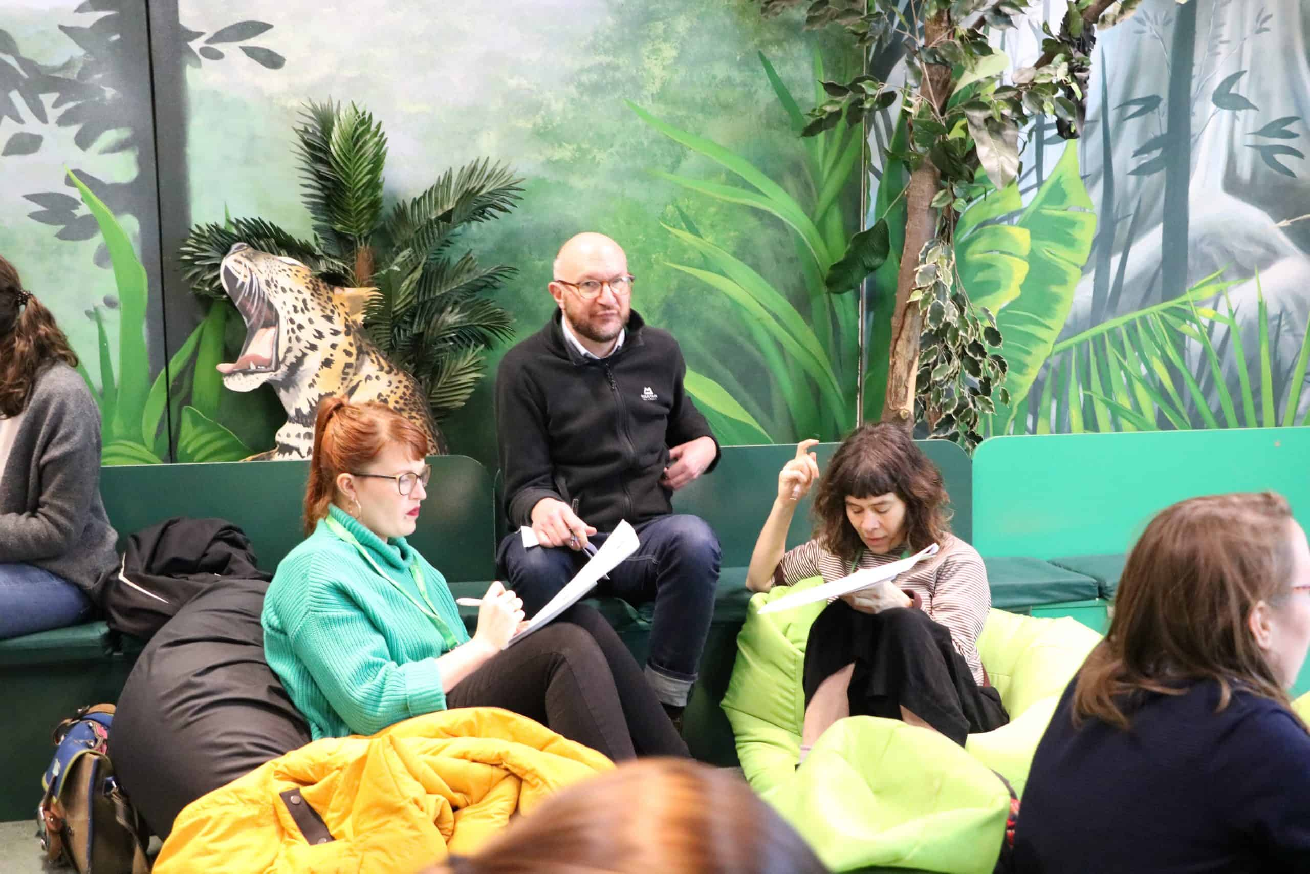 Conference at Bristol Zoo