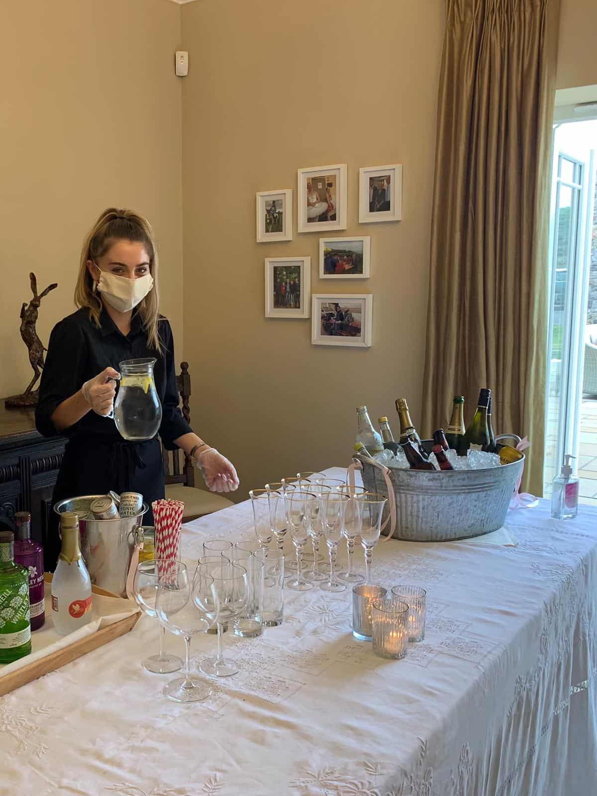 Family Wedding in the Time of Coronavirus