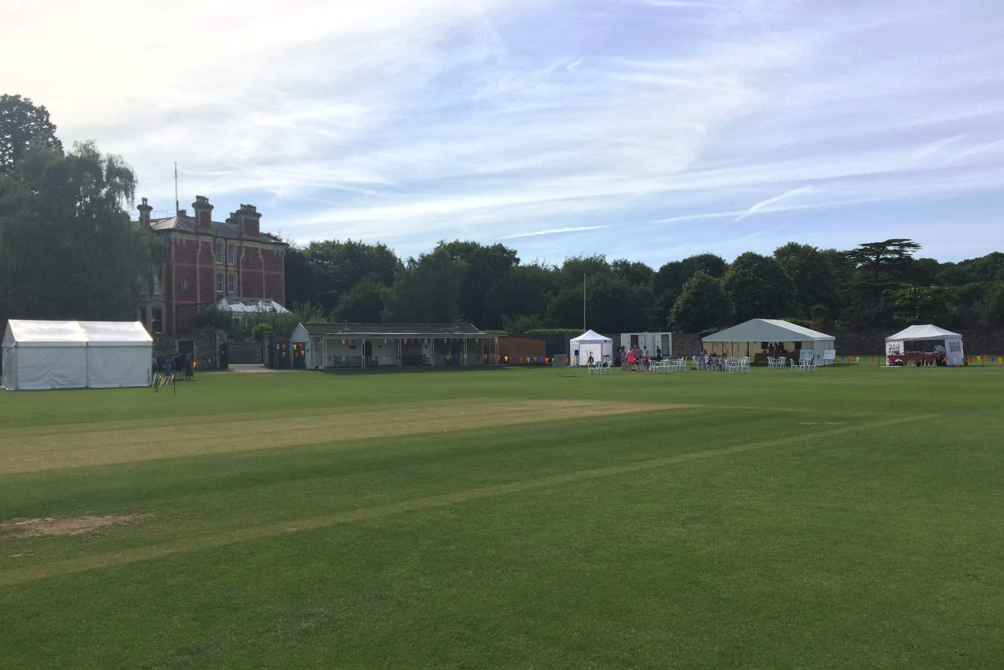 College Fields, Clifton College